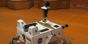 Mars planet travel explorer