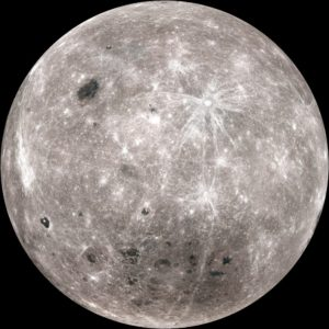 The far side of the moon, China space mission